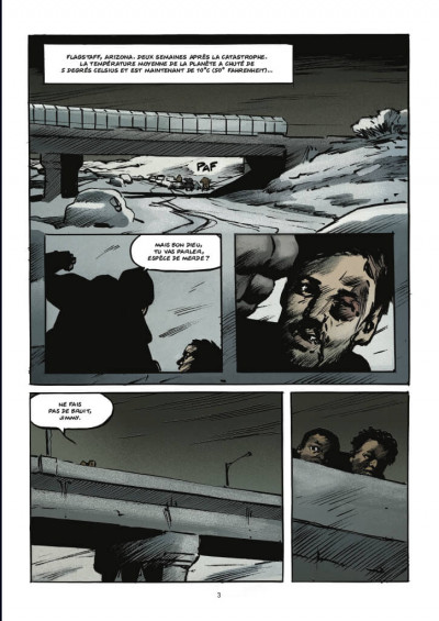 Page 1 Transperceneige - extinctions tome 2