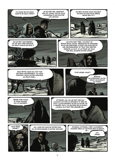 Page 4 Transperceneige - extinctions tome 2