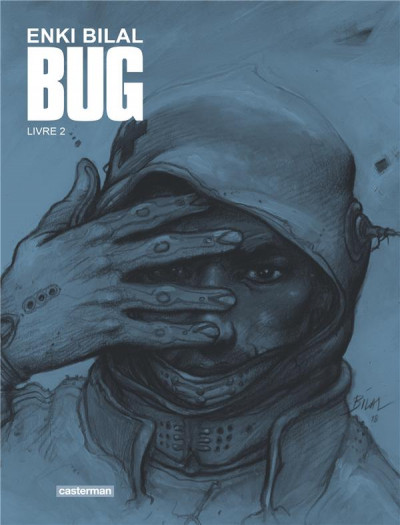 Couverture Bug - édition luxe tome 2