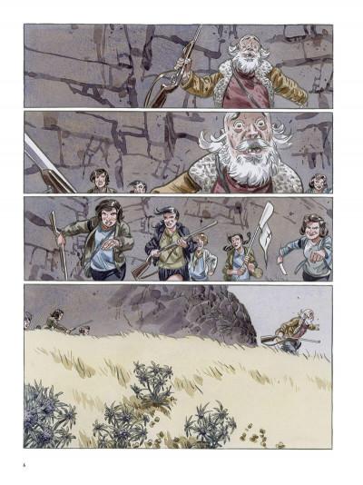 Page 7 Le reste du monde tome 4