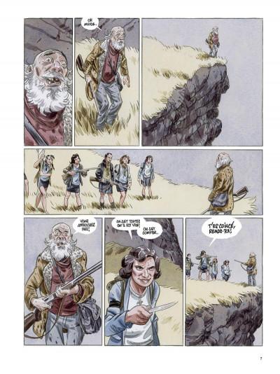 Page 8 Le reste du monde tome 4