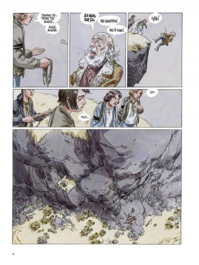 Page 9 Le reste du monde tome 4