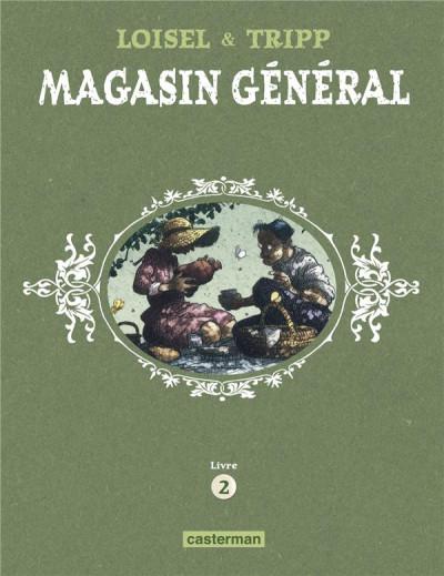 Couverture Magasin général - intégrale tome 2