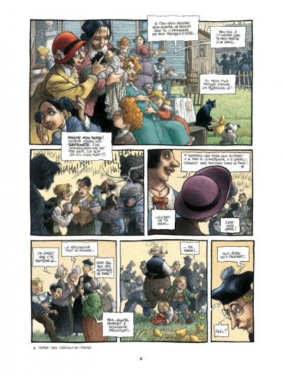 Page 1 Magasin général - intégrale tome 2