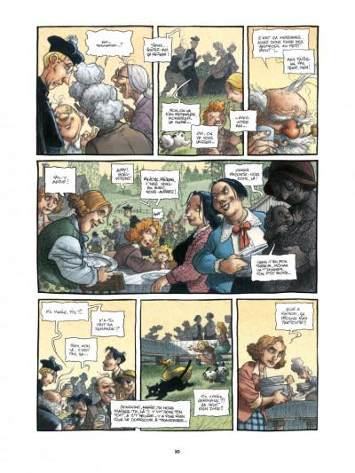 Page 2 Magasin général - intégrale tome 2