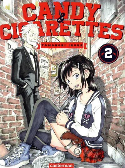 Couverture Candy & cigarettes tome 2