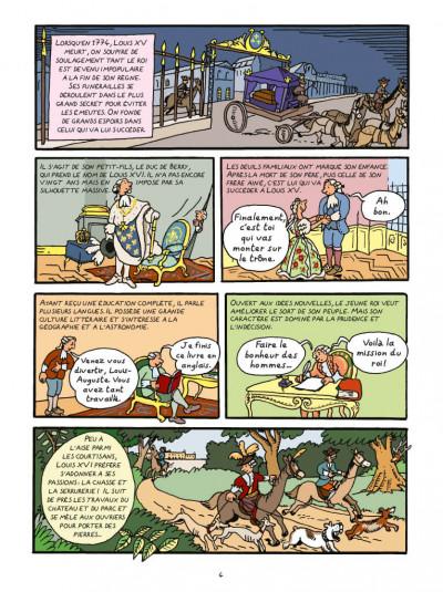 Page 2 L'Histoire de la France en BD - La Révolution française