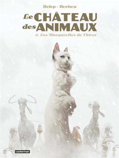 Couverture Le château des animaux tome 2