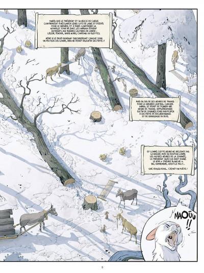 Page 6 Le château des animaux tome 2