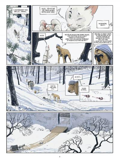 Page 7 Le château des animaux tome 2