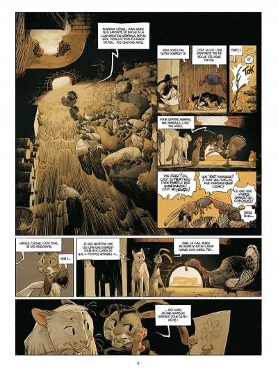 Page 9 Le château des animaux tome 2