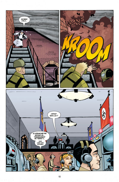 Page 4 Atomic robo tome 1