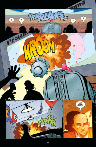 Page 5 Atomic robo tome 1