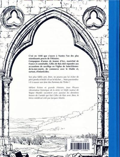 Dos Jhen tome 17 - La passion du diable (version noir et blanc) + ex-libris offert
