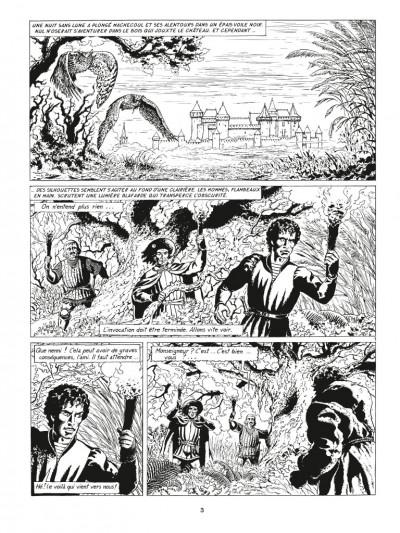 Page 1 Jhen tome 17 - La passion du diable (version noir et blanc) + ex-libris offert