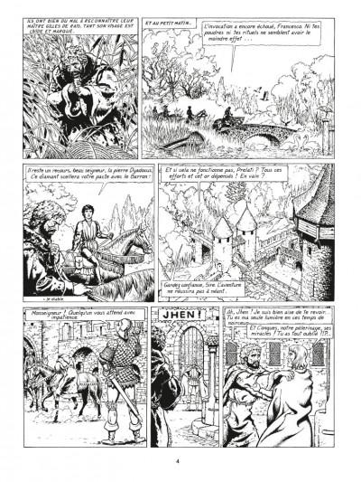 Page 2 Jhen tome 17 - La passion du diable (version noir et blanc) + ex-libris offert