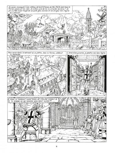 Page 4 Jhen tome 17 - La passion du diable (version noir et blanc) + ex-libris offert