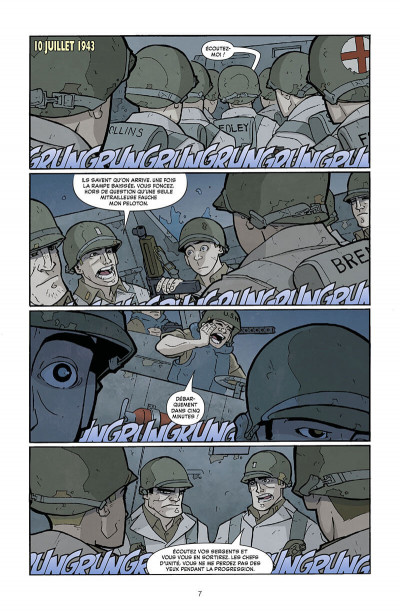 Page 7 Atomic robo tome 2