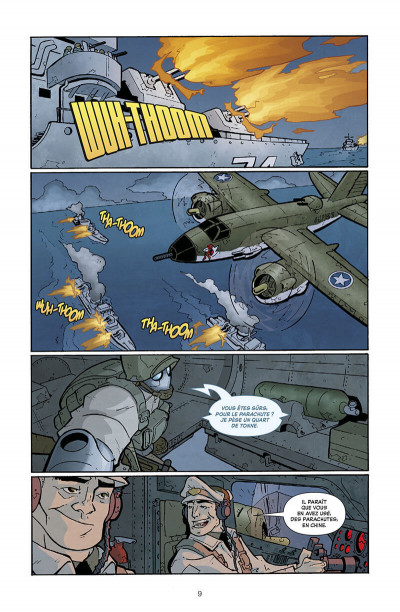 Page 9 Atomic robo tome 2