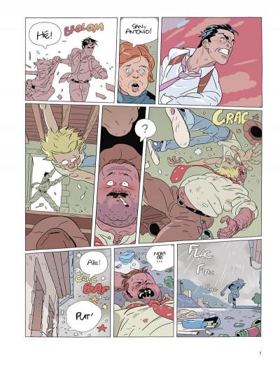 Page 8 San-Antonio tome 2