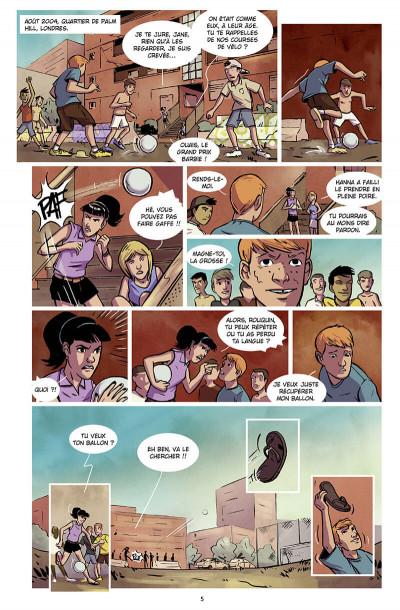 Page 6 Chérub tome 4
