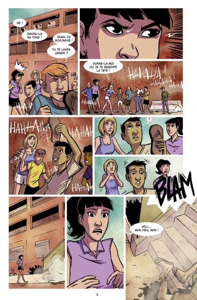 Page 7 Chérub tome 4