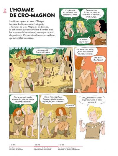 Page 3 Ma première histoire de france en BD