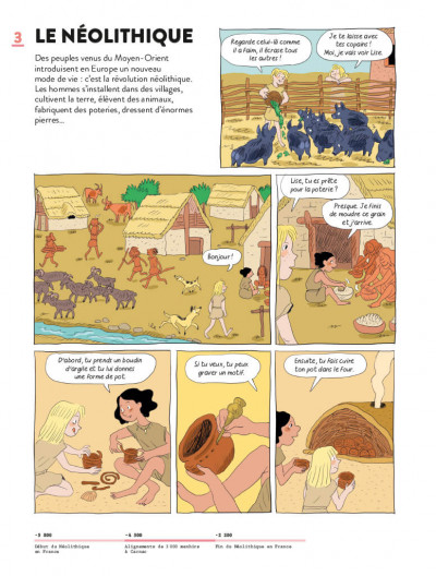 Page 5 Ma première histoire de france en BD