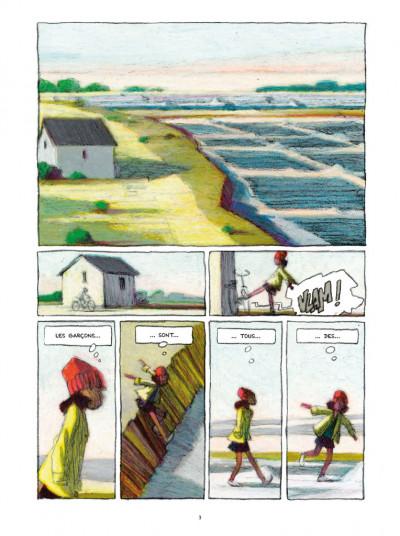 Page 1 Lily a des nénés