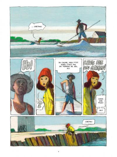 Page 2 Lily a des nénés