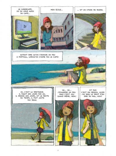 Page 5 Lily a des nénés