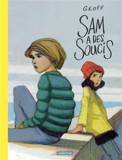 Couverture Sam a des soucis