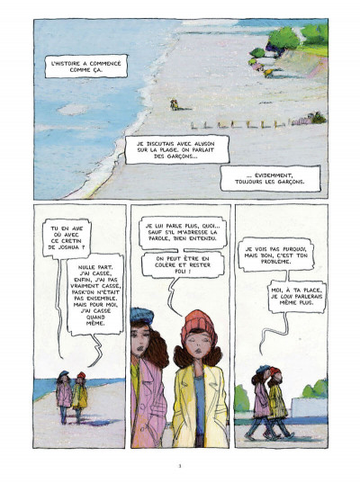 Page 4 Sam a des soucis