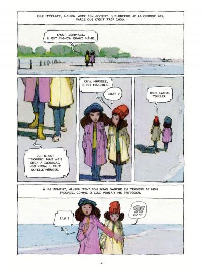 Page 5 Sam a des soucis