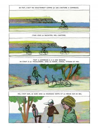 Page 8 Sam a des soucis