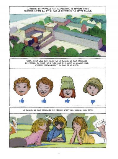 Page 9 Sam a des soucis