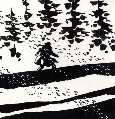 Page 4 Comès, d'ombre et de silence