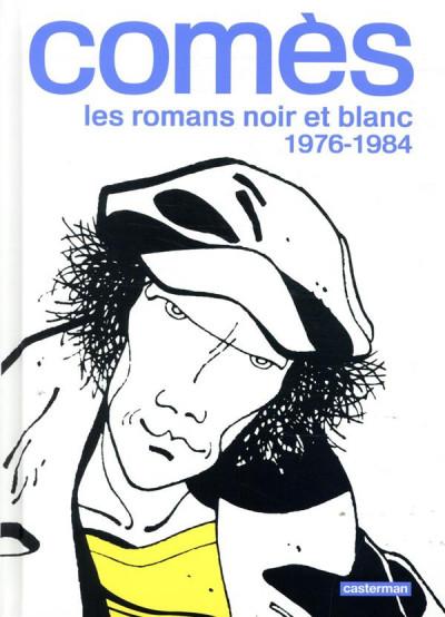 Couverture comes, les romans noir et blanc - 1976-1984