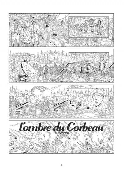 Page 1 Comès, les romans noir et blanc - 1976-1984