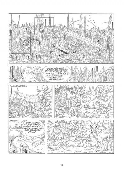 Page 5 Comès, les romans noir et blanc - 1976-1984