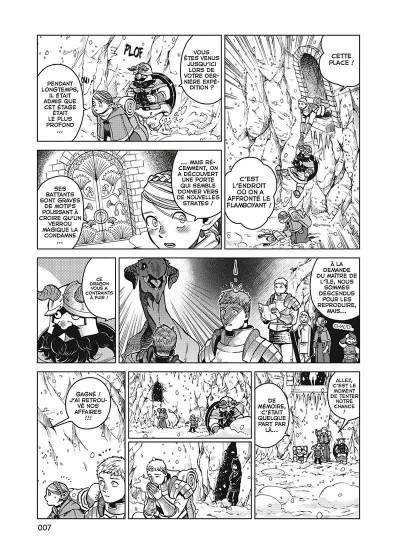 Page 8 Gloutons et dragons tome 7