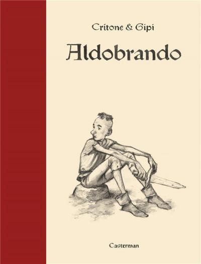 Couverture Aldobrando (éd. luxe n&b)