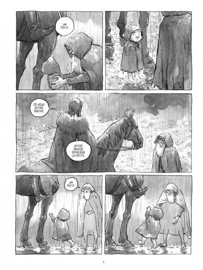 Page 3 Aldobrando (éd. luxe n&b)