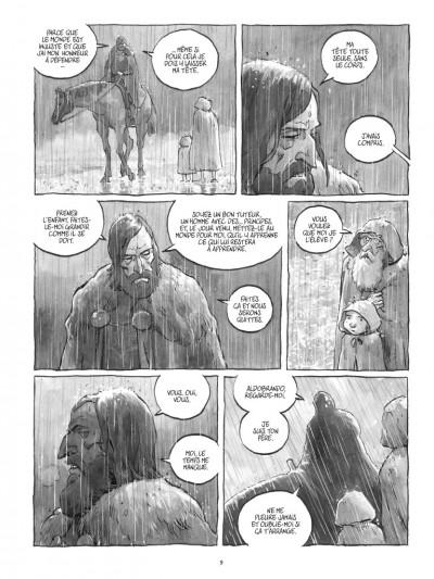Page 5 Aldobrando (éd. luxe n&b)