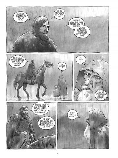 Page 9 Aldobrando (éd. luxe n&b)