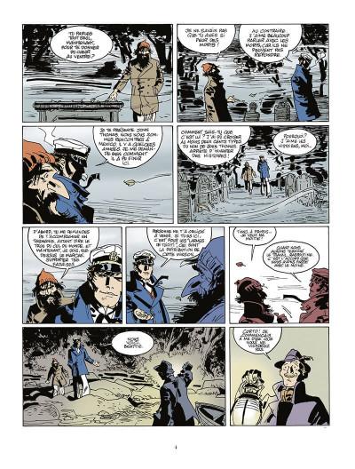 Page 5 Corto Maltese tome 15
