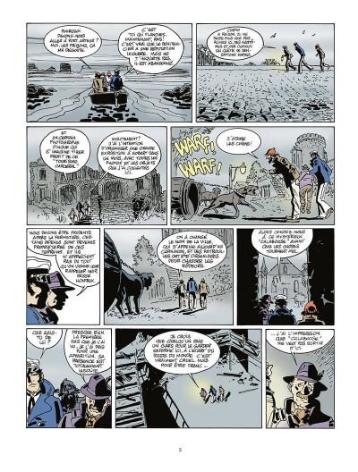 Page 6 Corto Maltese tome 15