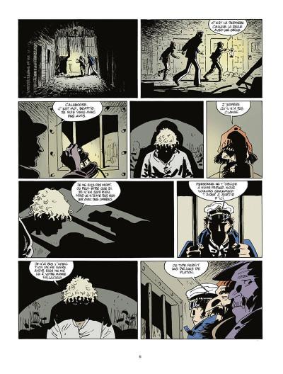 Page 7 Corto Maltese tome 15