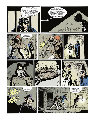 Page 8 Corto Maltese tome 15