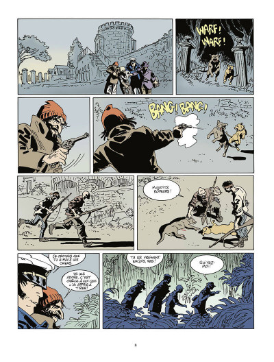 Page 9 Corto Maltese tome 15